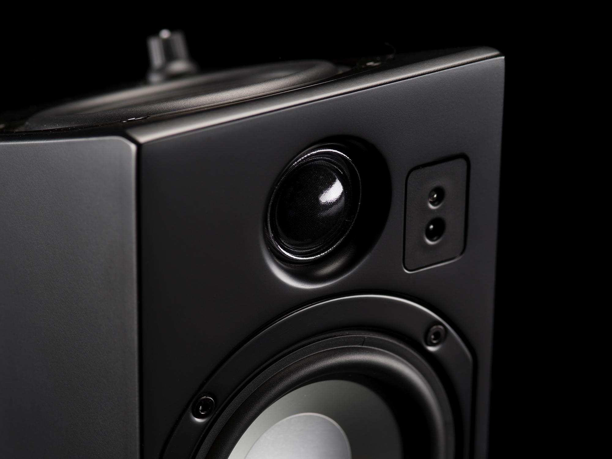 Transparent Zero Speakers from Vanatoo